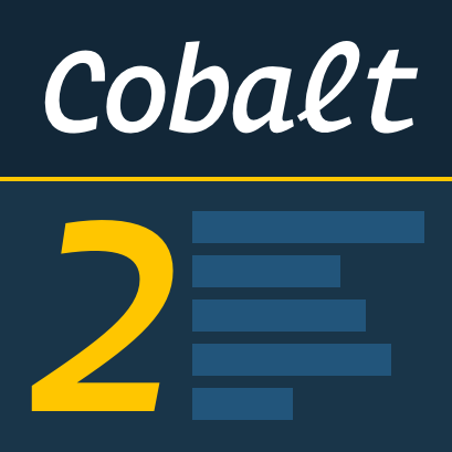 Cobalt2 Theme Official